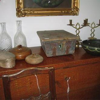 Antikt i Tommarp