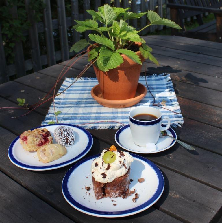 Christina Norgren Arnesson, Kägelholmens cafe