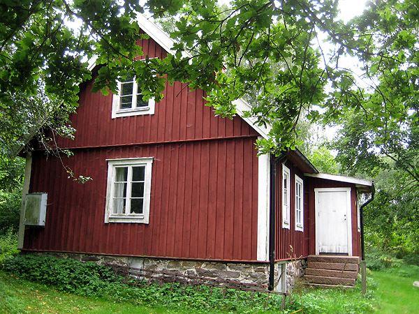 Stuga - Villands Vånga (Gunnel Wounsch)
