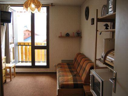 Haut de la Vanoise 305 / Studio 2 people