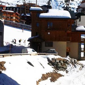 Lauzières 612 /Apartment 2 pieces cabin 6 people comfort