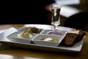 Grands matsal på Grand hotel i Lund