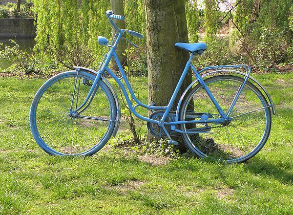Cykeluthyrning i Degeberga