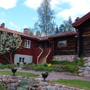 Soltägtgården, Plintsberg, Tällberg