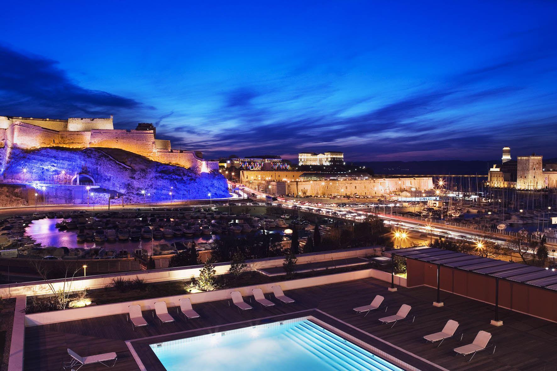 Radisson Blu Hotel, Marseille