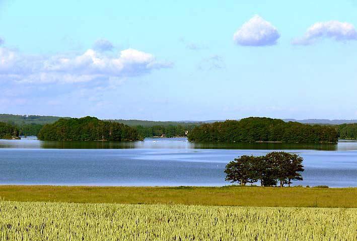 Oppmannasjön (lake)