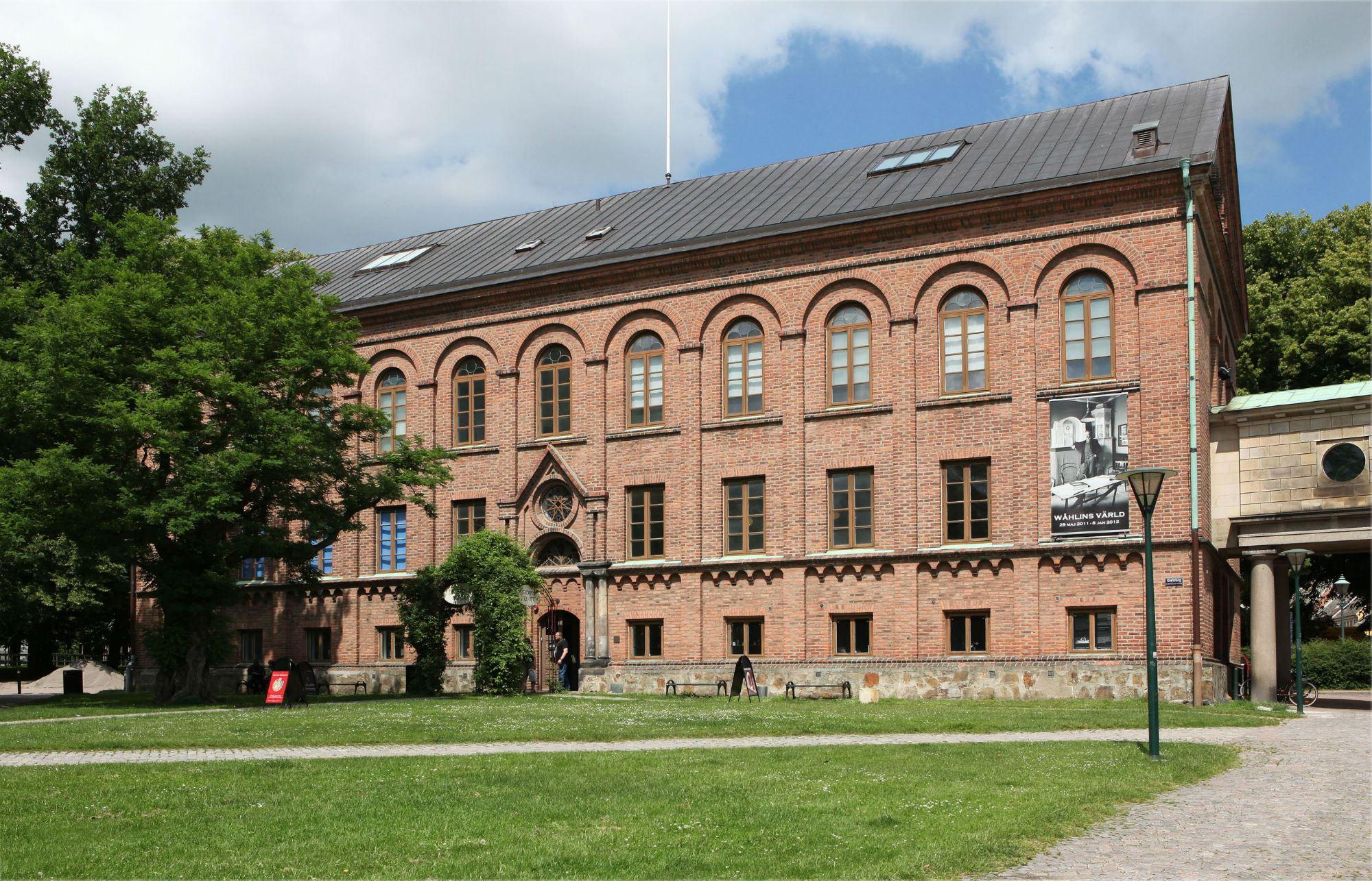 Historiska museet,  © Lunds universitets Historiska museum, Historiska museet i Lund
