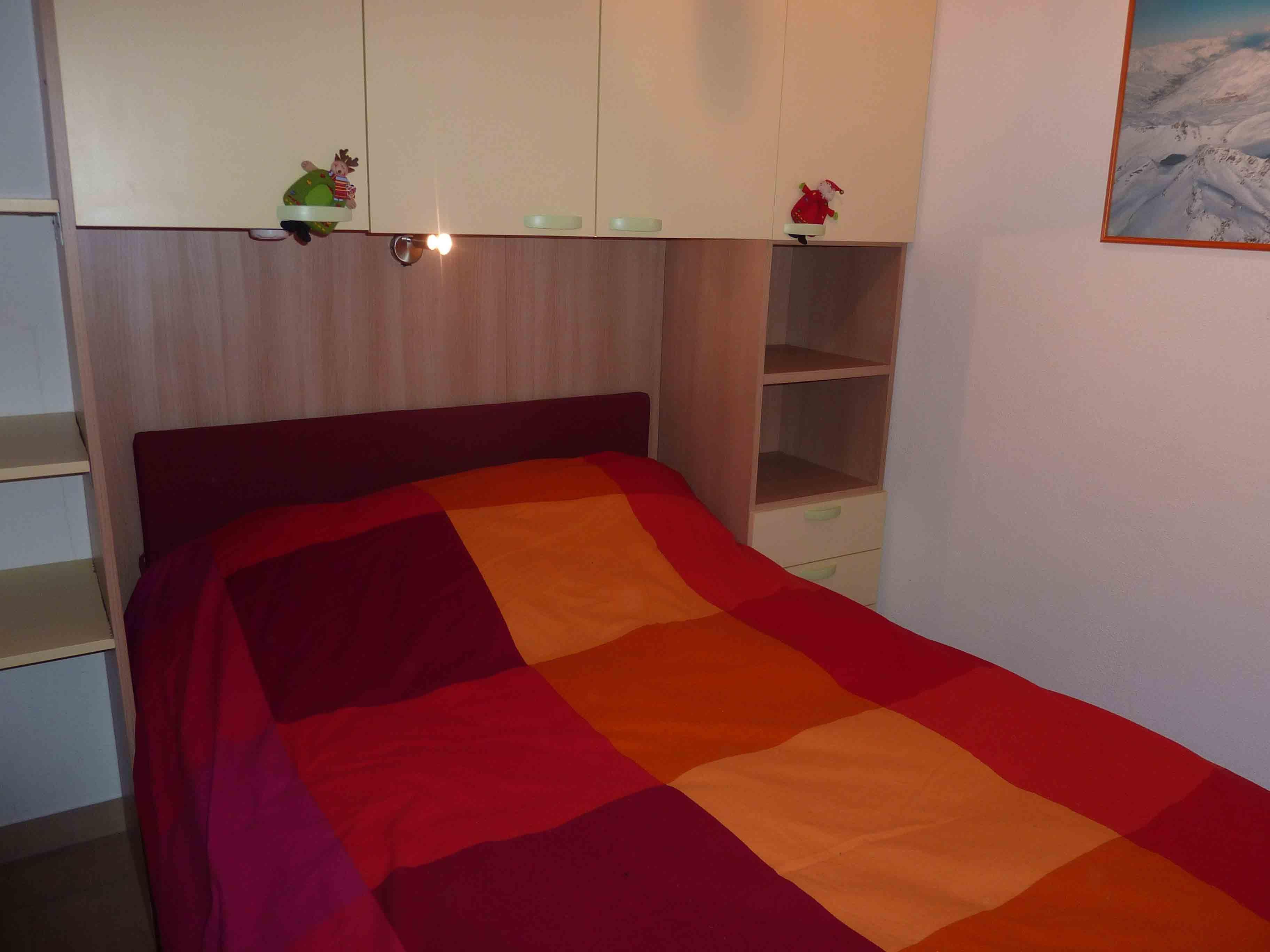 Lauzières 320 / Studio cabine 3 personnes confort