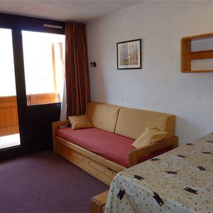 Lauzières 609 /Apartment 2 pieces cabin 4 people comfort