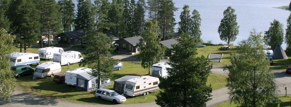 Saiva Camping / Stugor