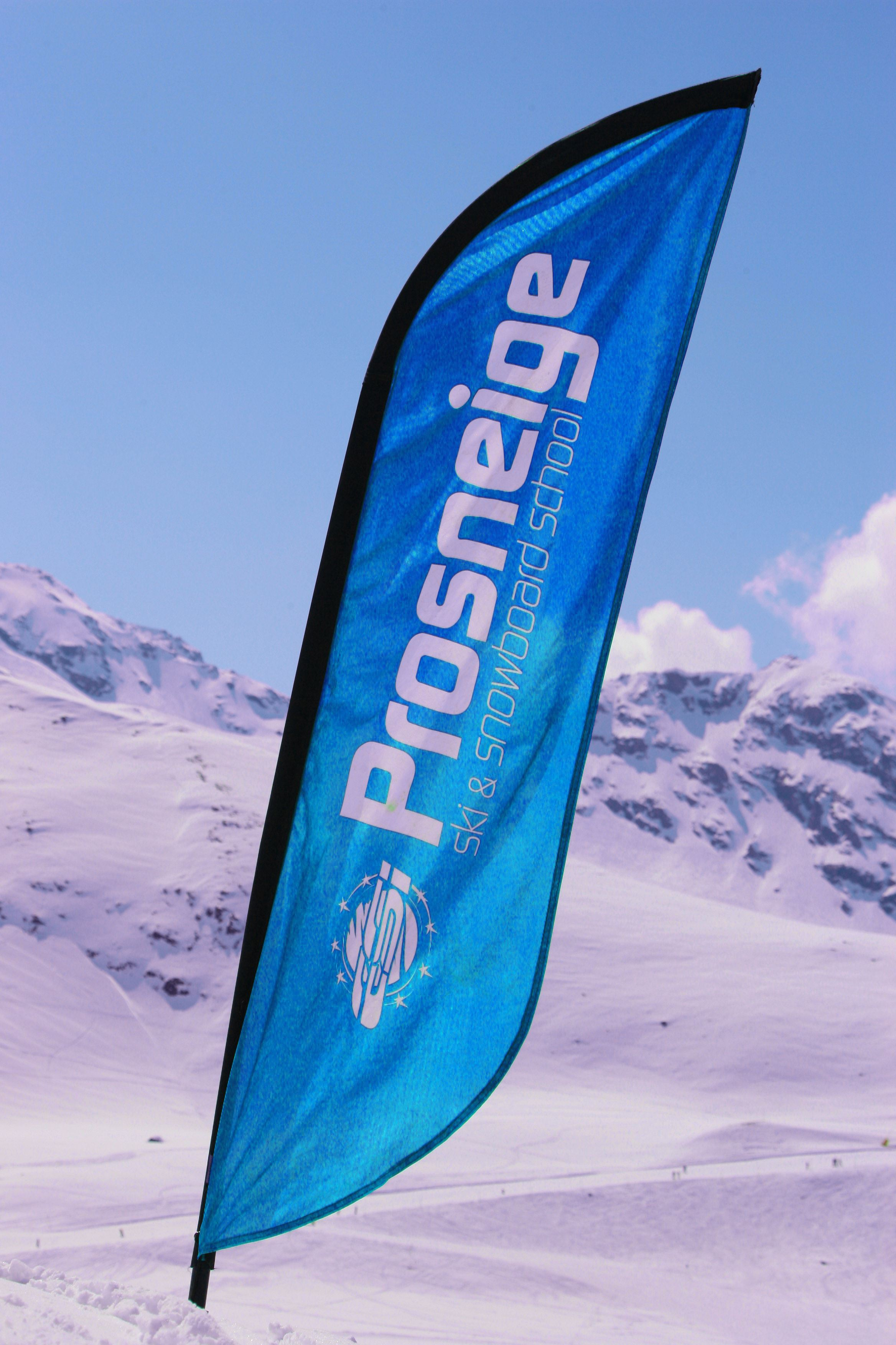 PROSNEIGE SKI SCHOOL - Baby skieur from 2 years old on Tuesday, Wednesday and Thursday from 4pm to 5pm