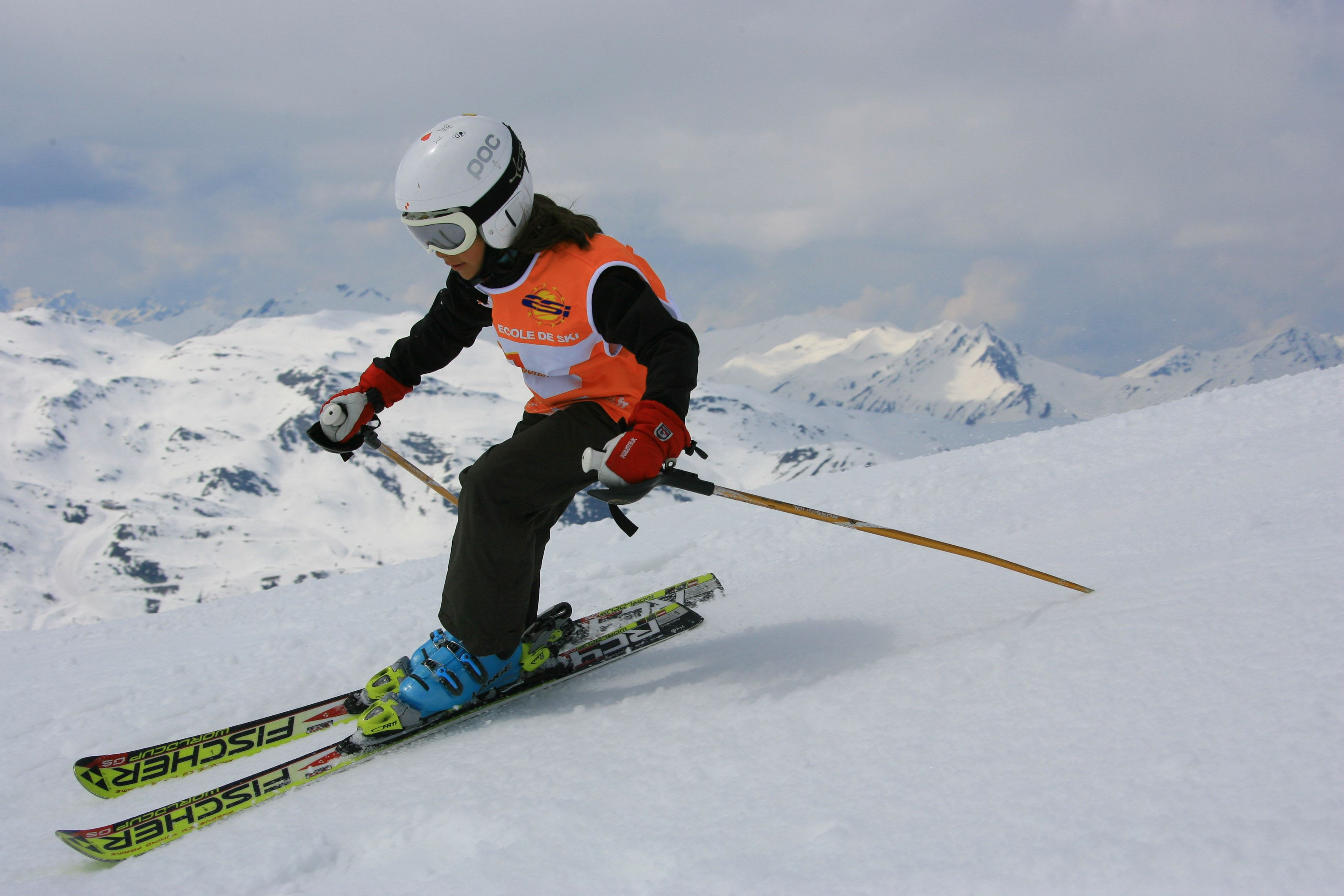 Afternoon Ski Group lessons for children from 4 to 12 years old - Prosneige