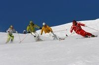 FRENCH SKI SCHOOL (ESF) - MORNING COLLECTIVE LESSONS