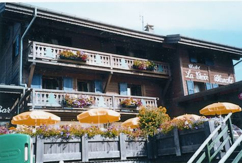 Hotel Croix Blanche***