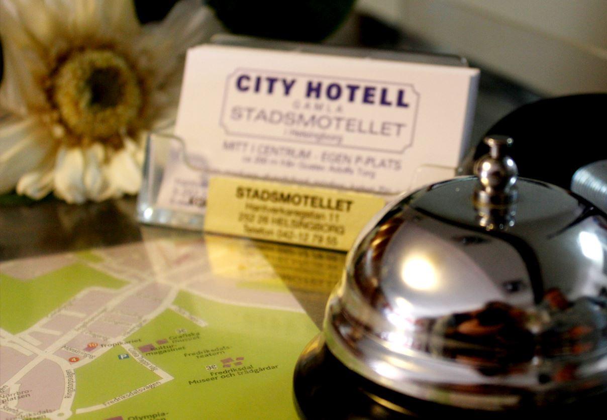 Hotell Stadsmotellet