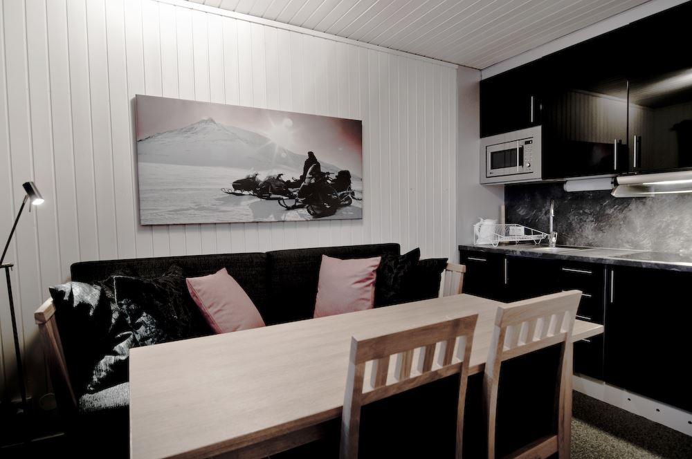 Björkliden Fjällby / Kåppas Cabin Village