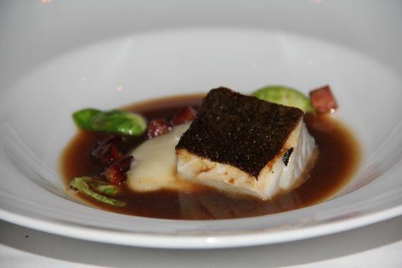 Stämningsfull ceremoni och gourmetmiddag med Gotlands Tryffelakademi