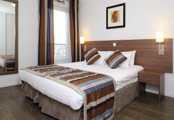 Residhome Apparthotel Roissy Village