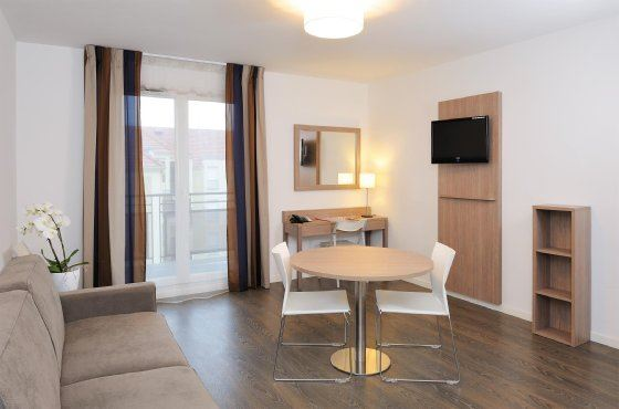 Residhome Apparthotel Roissy Village