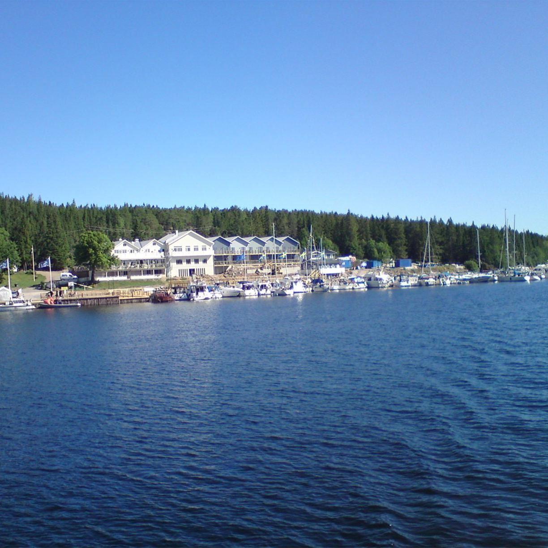 Gästhamn vid Ulvö Hotell, Ulvöhamn, Ulvön