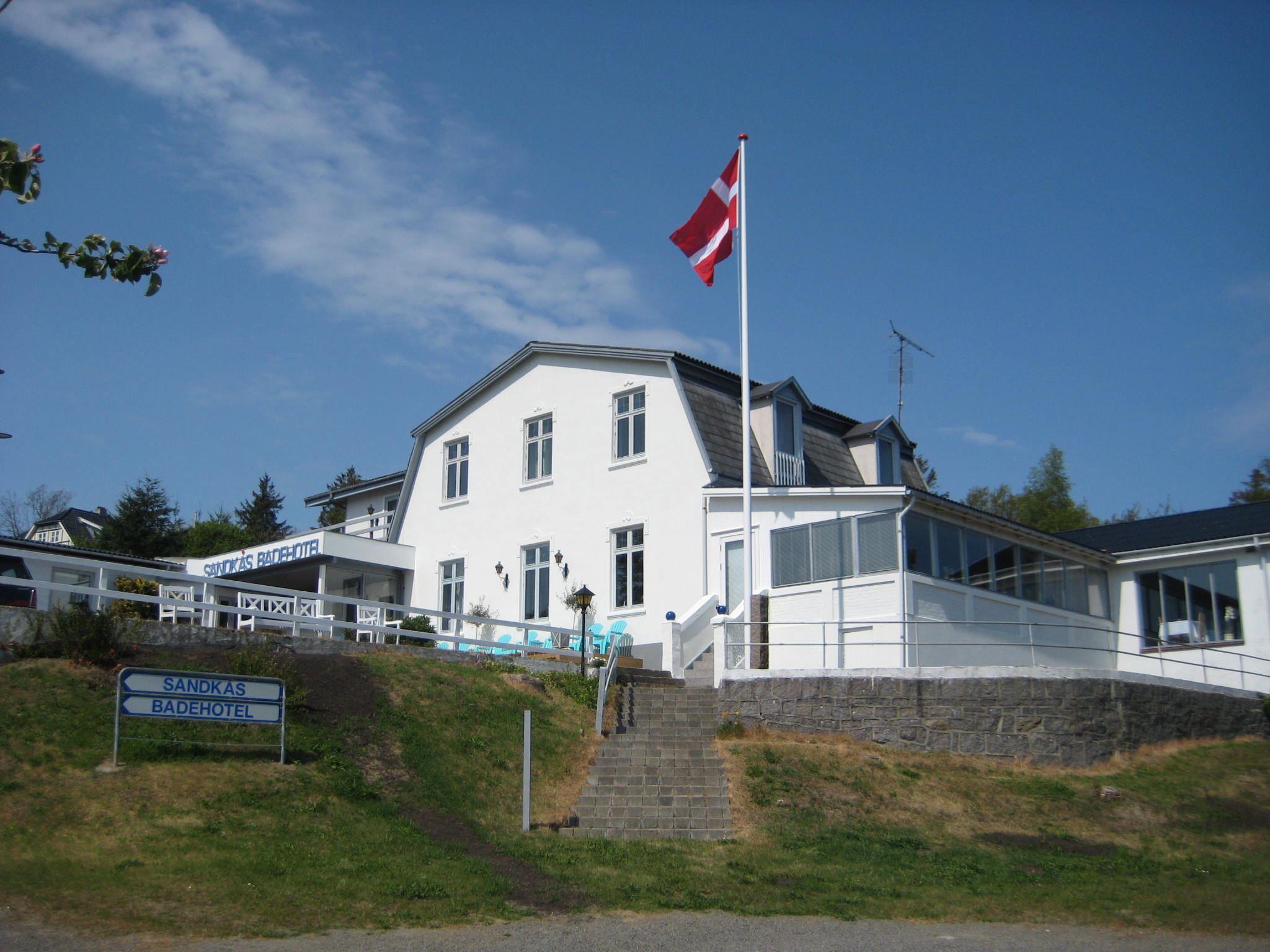 Sandkås Badehotel
