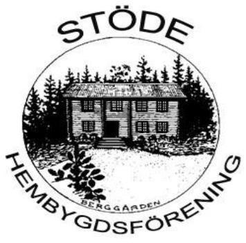 Huberget & Stöde hembygdsförening