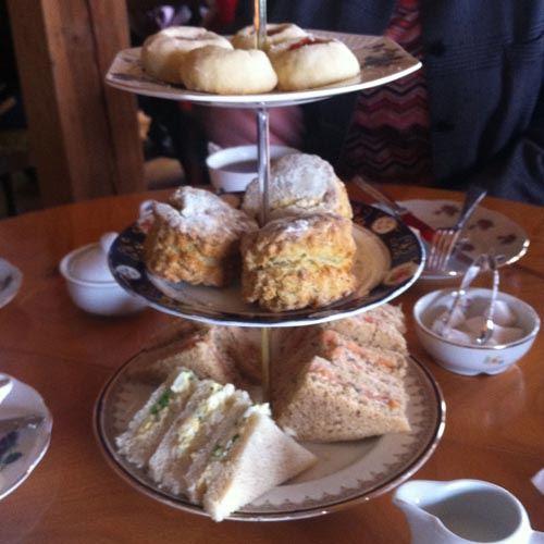 The Tea Room