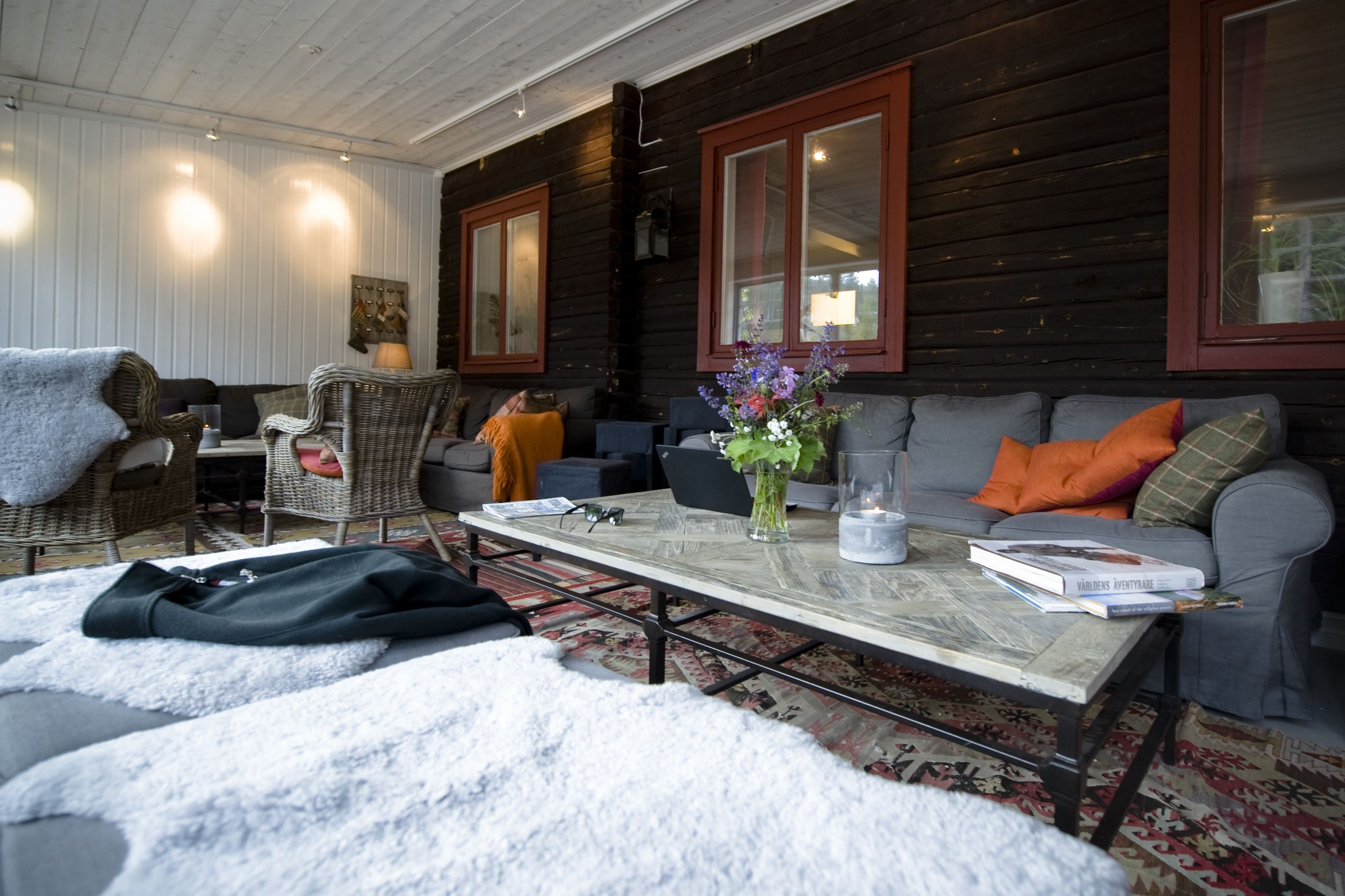 Sälen/Olarsgården, STF Hotell