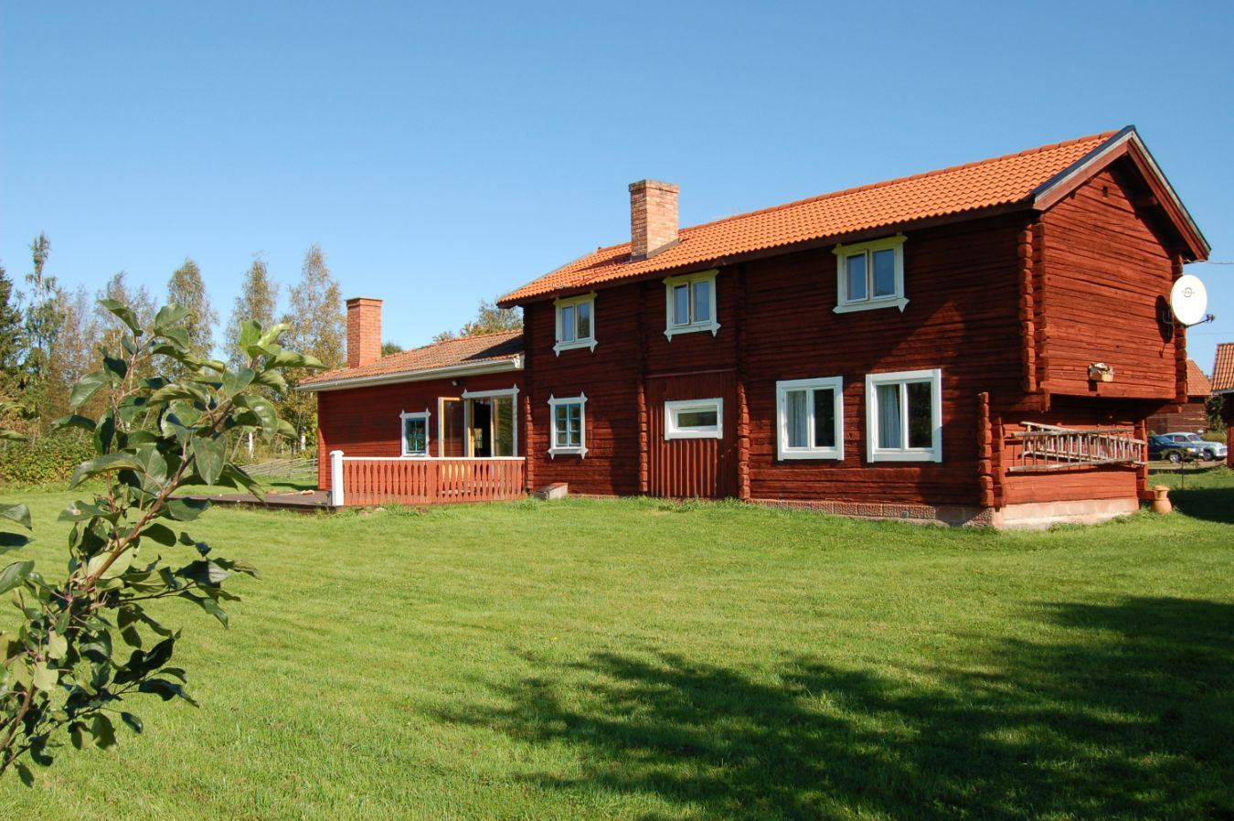 Johannagården, Almo, Siljansnäs