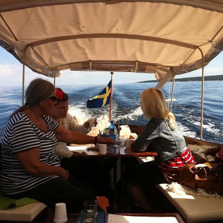 Petterssonbåten m/s TAY