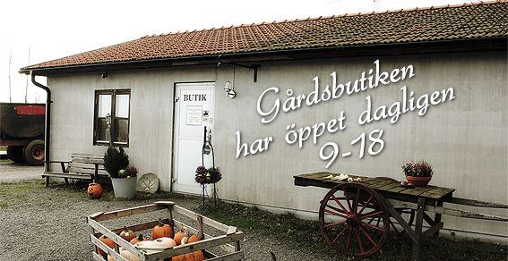 Lavelund Gårdsbutik