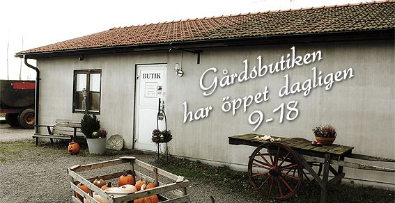 © Lavelund Gårdsbutik, Lavelund Gårdsbutik