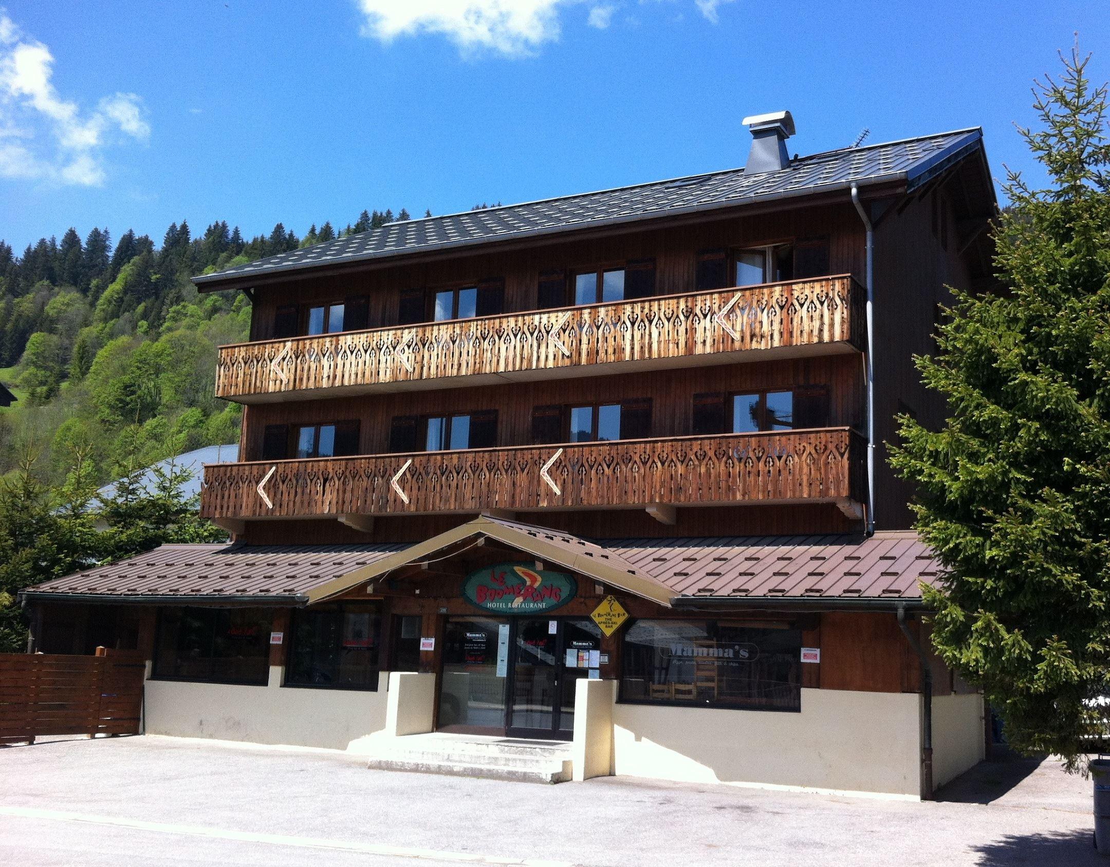 Отель Boomerang