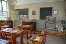 Interiör, skolmuseum