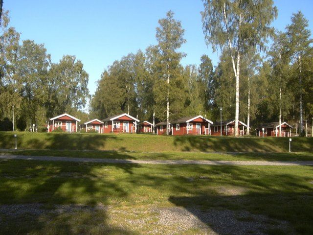 Säters Camping - Stugby