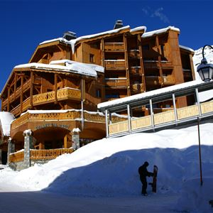 RESIDENCE CHALET VAL 2400****