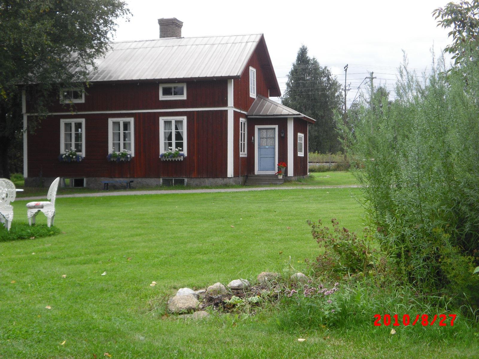 Bo på lantgård