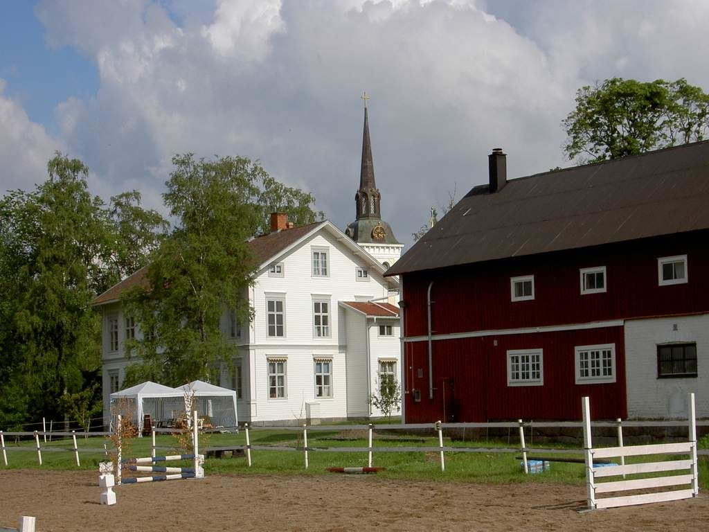 Daniel-Olsgården, Bo på lantgård
