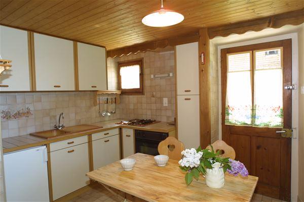 Lägenhet för upp till 3 personer med 2 rum på Petit Chalet - Les Gets