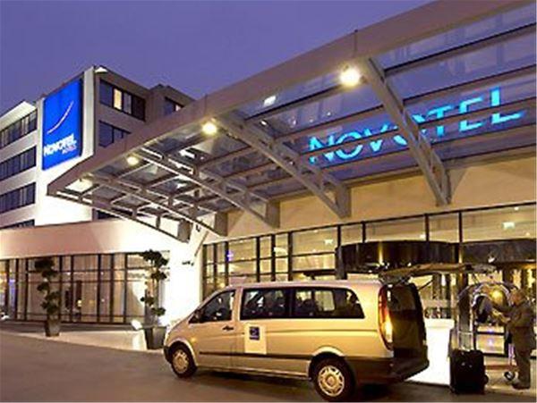 Novotel Convention & Spa Roissy CDG