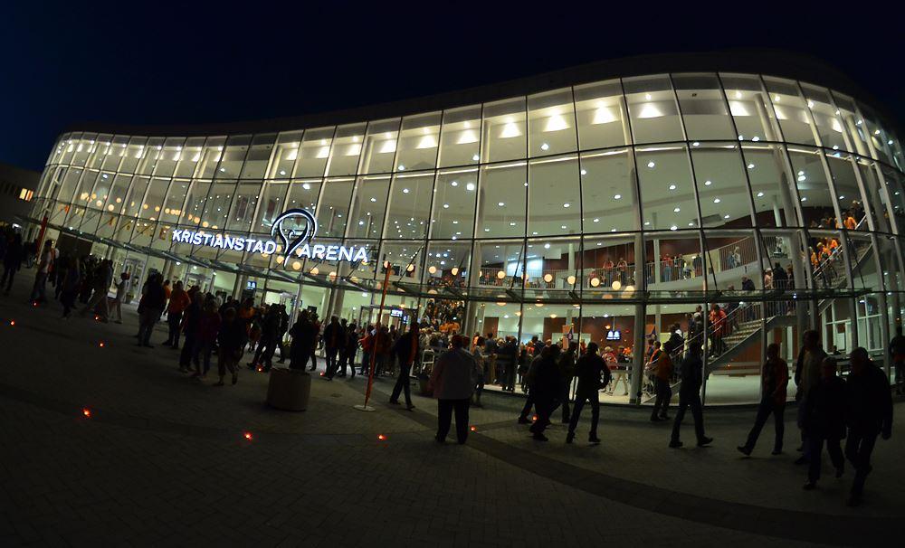 Fotograf: Kristianstads kommun/Claes Sandén, Kristianstad Arena