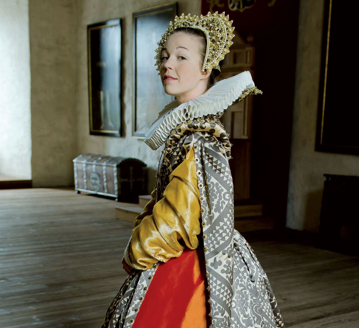 Exhibitions at the Kalmar Castle