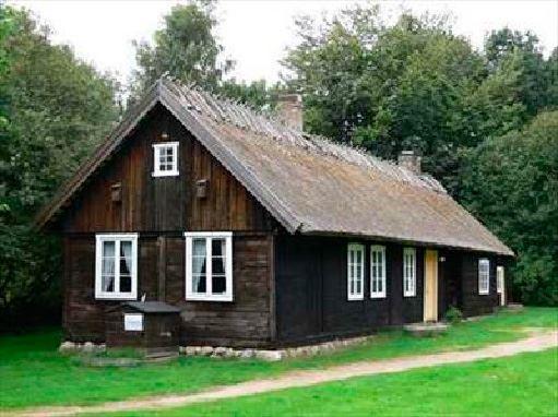 Linderödsåsens Turism,  © Linderödsåsens Turism, Ryggåsstuga ifrån 1700- till 1800-tal