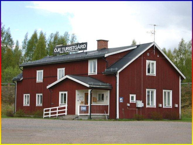 Öje Turistgård och SVIF Vandrarhem i Malung