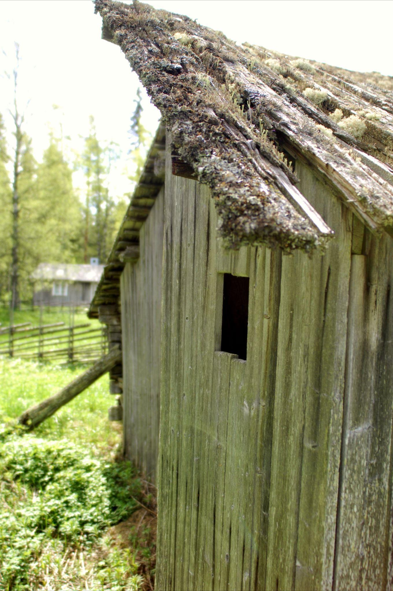 Nina Burchardt, Sjuvallsleden