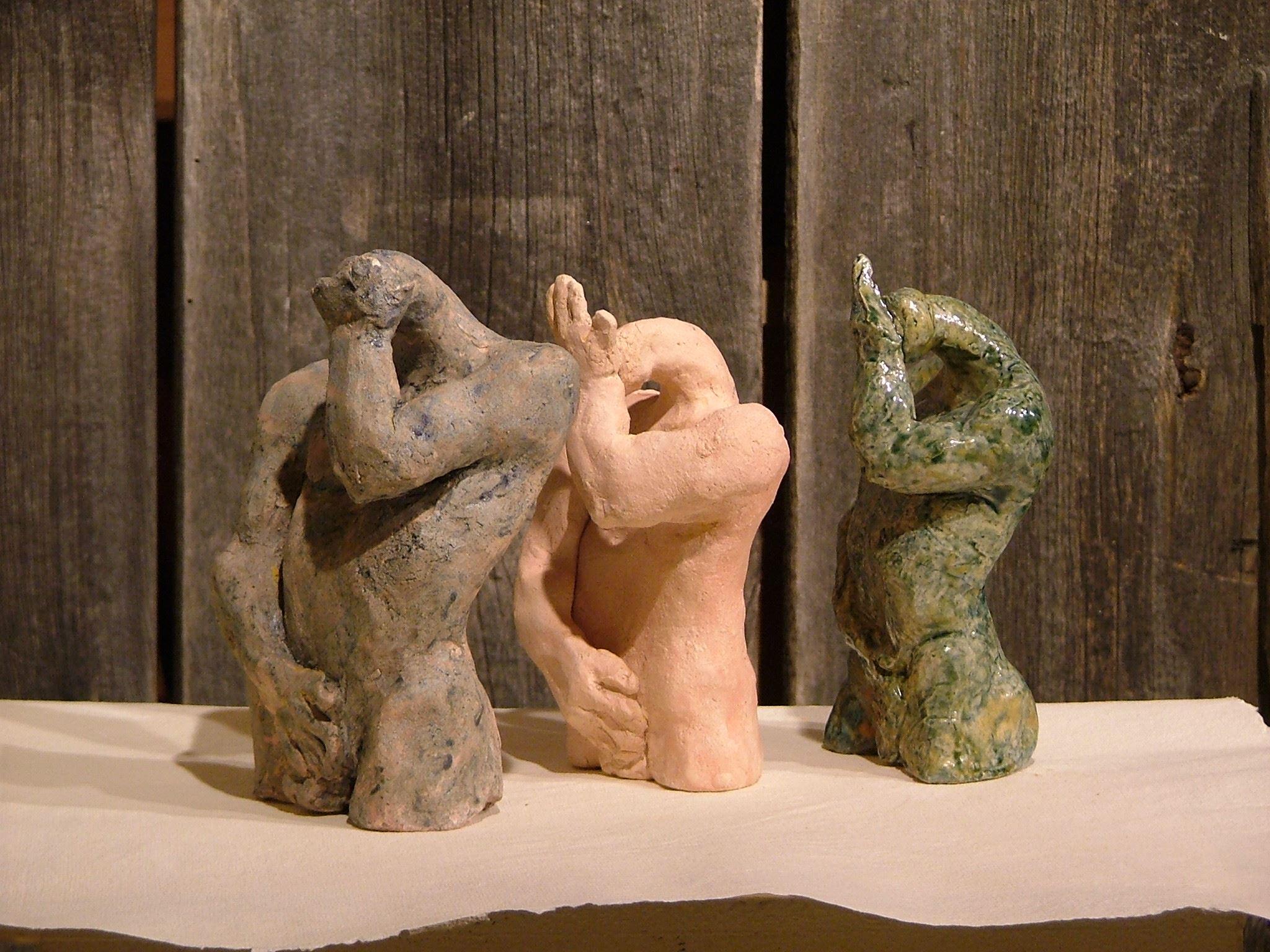 Foto: Urban Berglund, Skulpturum i Ammarnäs