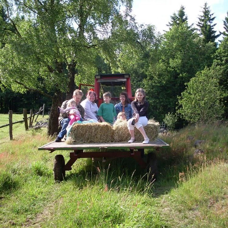 Tours with tractor and carriage