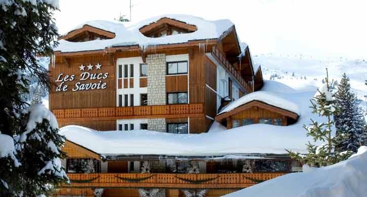 HOTEL LES DUCS DE SAVOIE