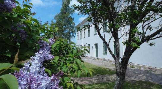 Borghamn, STF Hostel