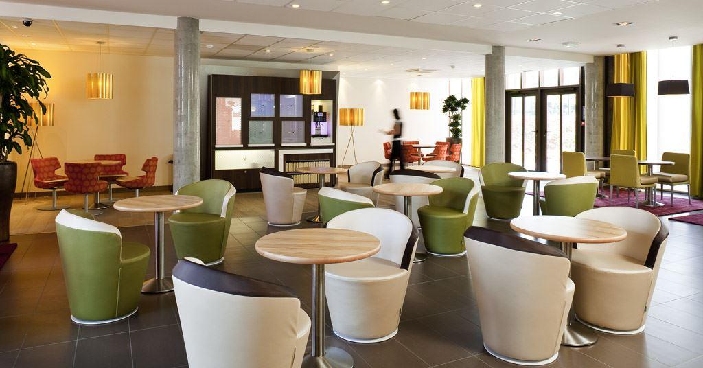 Suite Novotel Reims Centre